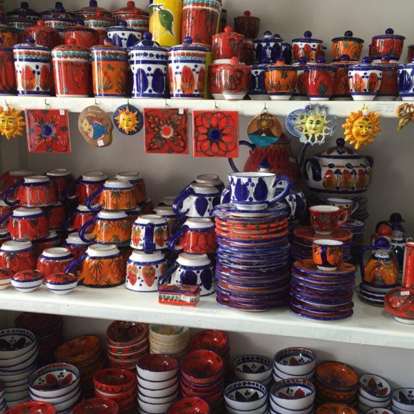 Sicilian Ceramic bowls