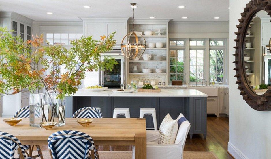 Mr Brown London - kitchen fixtures, classic yet crisply modern