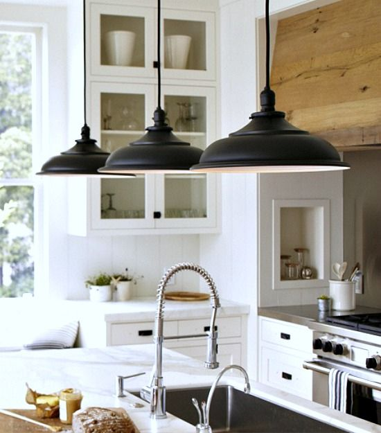 Finding the Right Kitchen Lighting