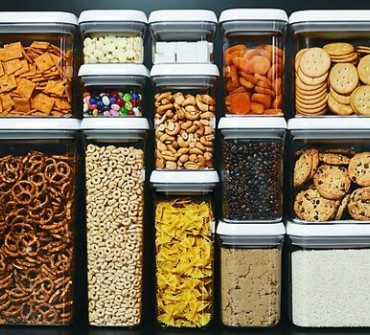 The Container Store Pantry Food Storage Containers