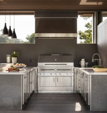 Rethinking Outdoor Kitchens